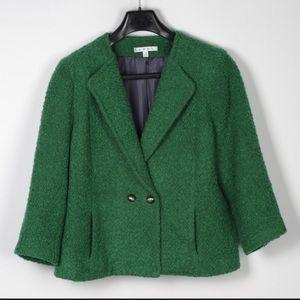 Cute CABi Wool Blend Crop Jacket